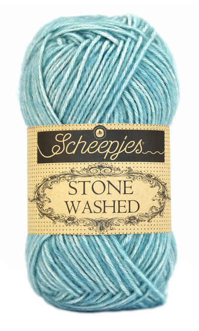 Scheepjes Stone Washed - Amazonite 813