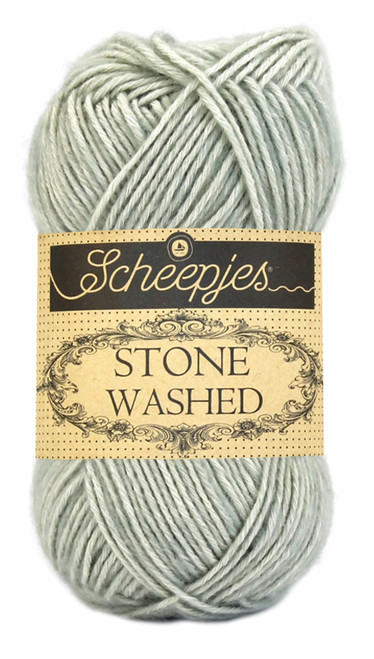 Scheepjes Stone Washed - Crystal Quartz 814