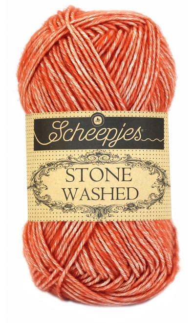 Scheepjes Stone Washed - Coral 816