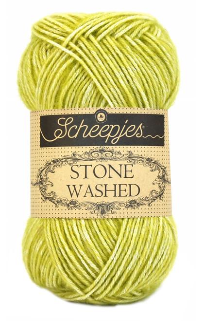 Scheepjes Stone Washed - Lemon Quartz 812