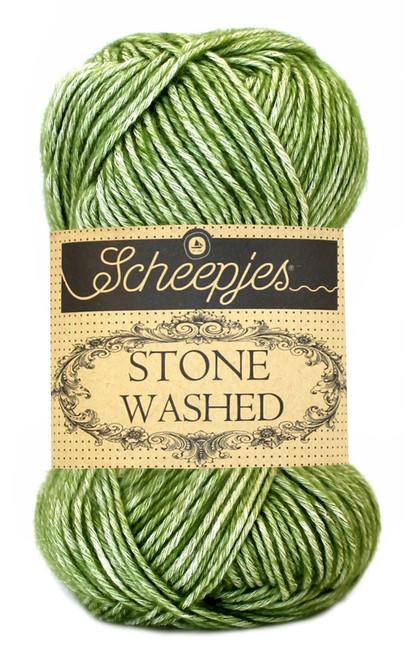 Scheepjes Stone Washed - Canada Jade 806