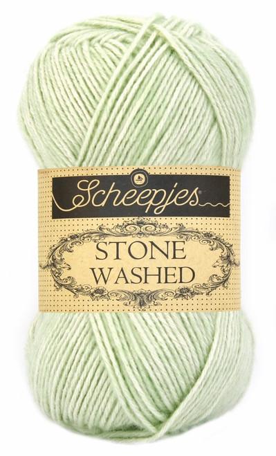 Scheepjes Stone Washed - New Jade 819