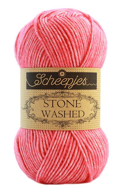 Scheepjes Stone Washed -Rhodochrosite 835