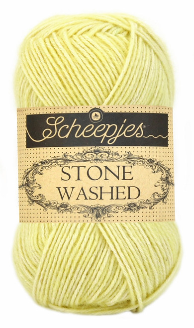 Scheepjes Stone Washed - Citrine 817