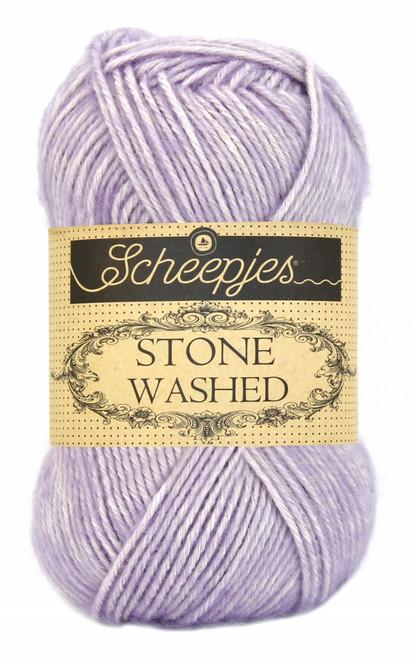 Scheepjes Stone Washed - Lilac Quartz 818