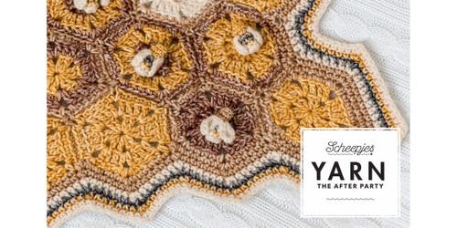 Scheepjes Yarn The After Party - Honey Bee Blanket