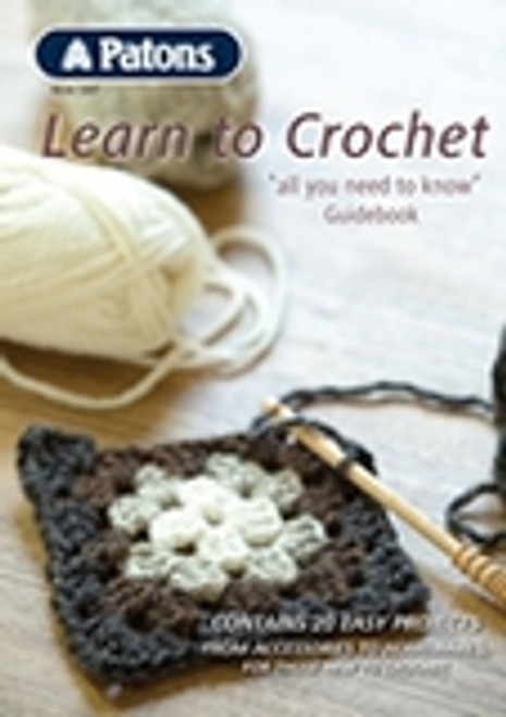 Patons Learn to Crochet