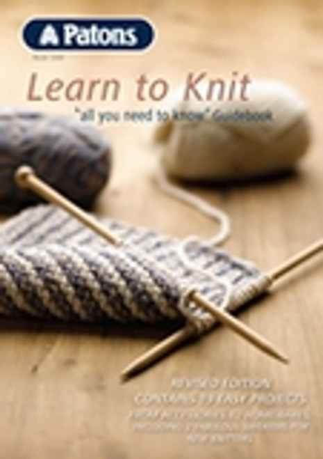 Patons Learn to Knit