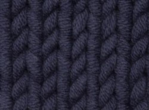 8 Navy Soft Cotton Chunky