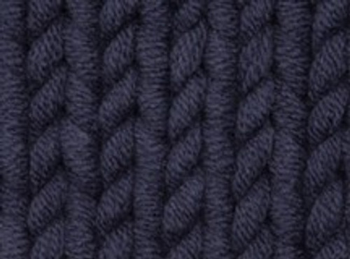 8 Navy Soft Cotton Chunky