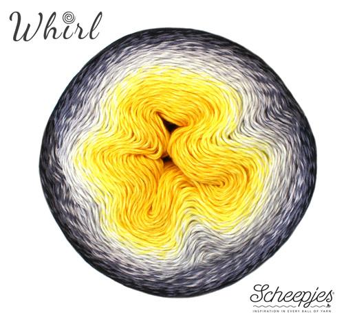 Scheepjes Whirl - Dandelion Munchies 787