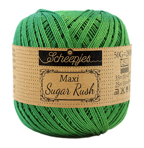 606 Grass Green Maxi Sugar Rush