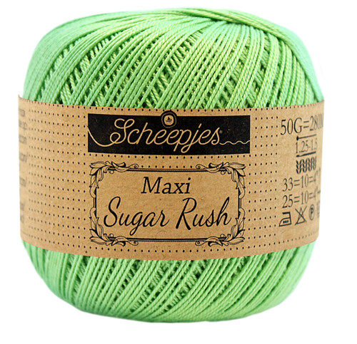 513 Spring Green Maxi Sugar Rush