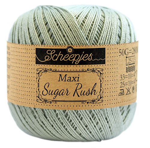 402 Silver Green Maxi Sugar Rush