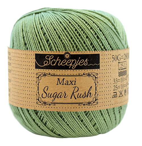 212 Sage Green Maxi Sugar Rush