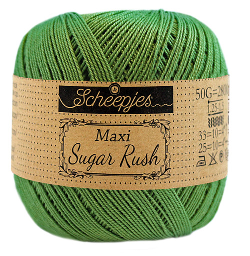412 Forest Green Maxi Sugar Rush