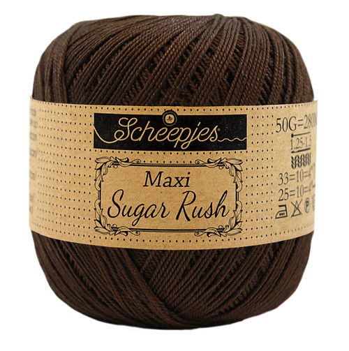 162 Black Coffee Maxi Sugar Rush