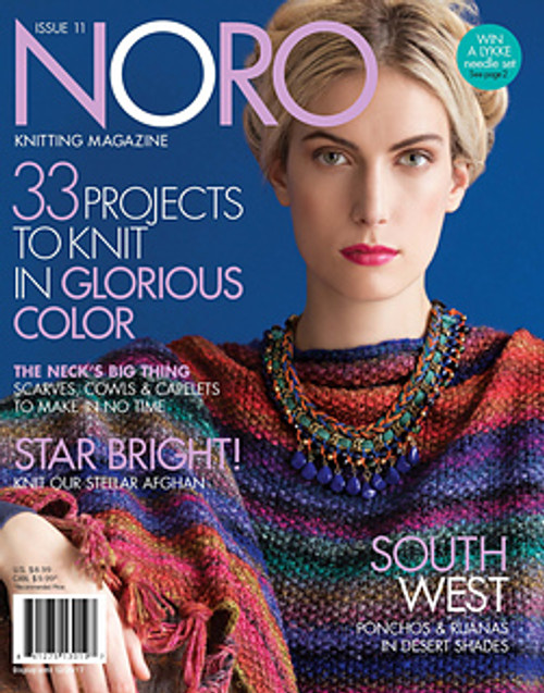 Issue 11 Noro Magazine
