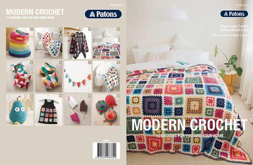 Patons Modern Crochet