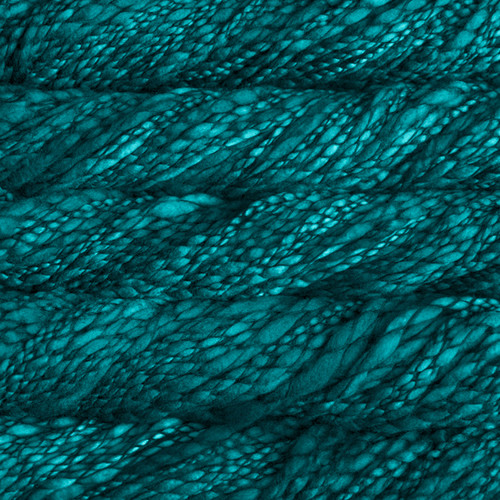 Malabrigo Caracoal 412 Teal Feather