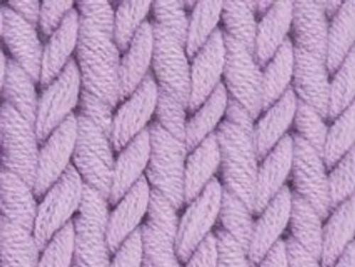 10 Lilac Soft Cotton Chunky