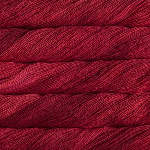 Malabrigo Sock 611 Ravelry Red