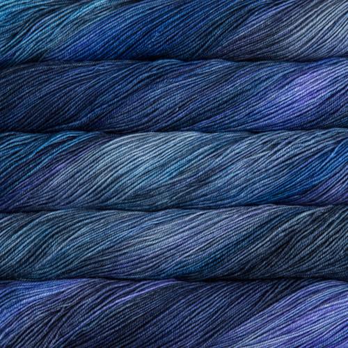 Malabrigo Sock 856 Azules