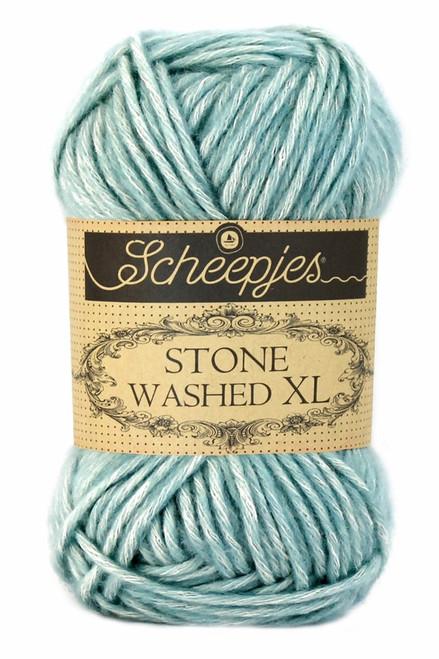 Stone Washed XL 853 Amazonite