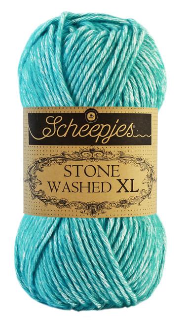 Stone Washed XL 864 Turquoise