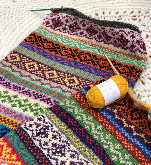 Introduction to Fair Isle Knitting - Saturday 28th March 10am - 1pm