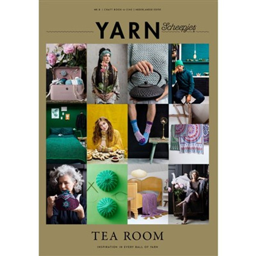 Scheepjes Yarn Bookzine 8 Tea Room