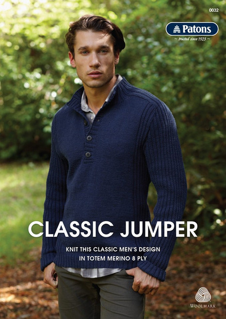 Patons Classic Jumper