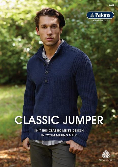 Patons Classic Jumper