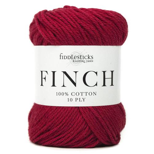 Fiddlesticks Finch 6211 Red
