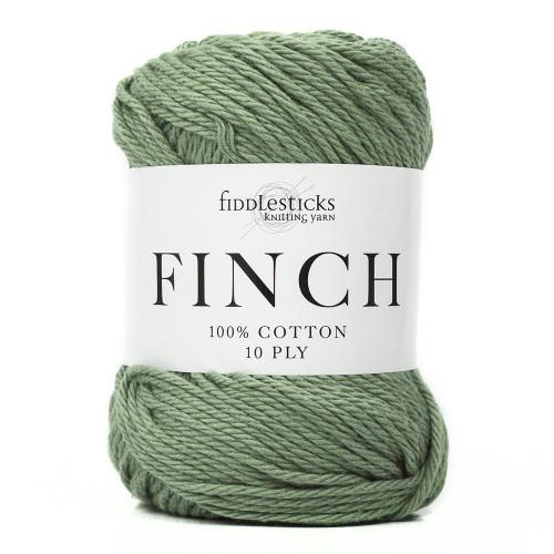 Fiddlesticks Finch 6210 Sage Green