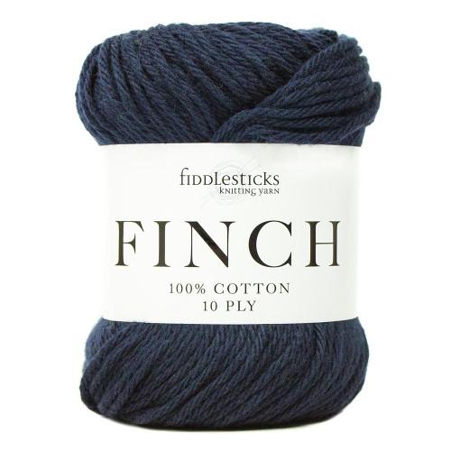 Fiddlesticks Finch 6208 Navy