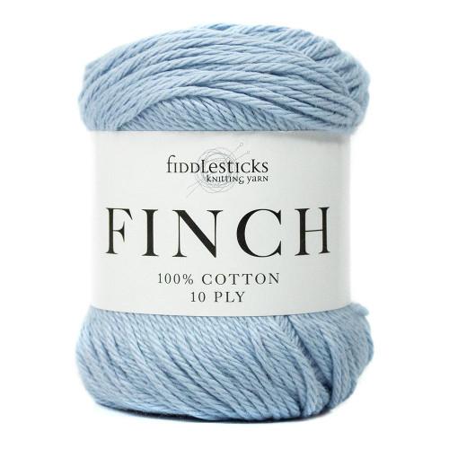 Fiddlesticks Finch 6216 Sky Blue