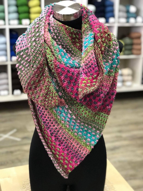 KNIT Nightshift Shawl Kit