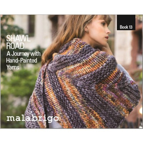 Malabrigo Shawl Road Book 13