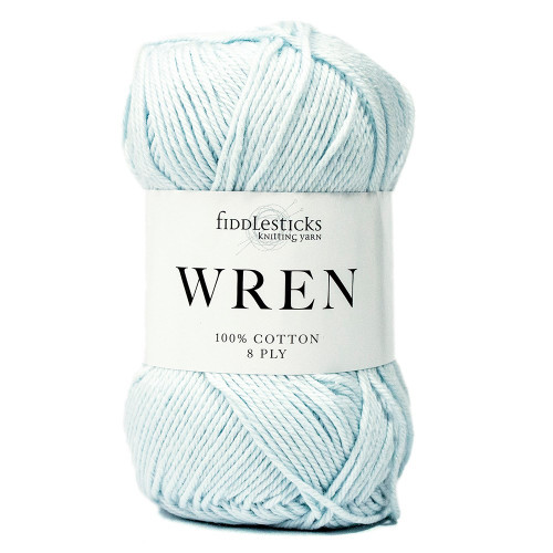 Fiddlestocks Wren 023 Ice Blue