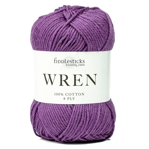 Fiddlestocks Wren 031 Plum