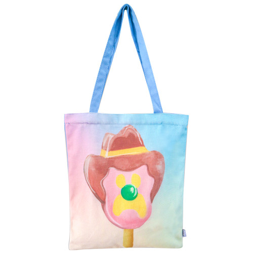 Tote Bag Bubble O'Bill