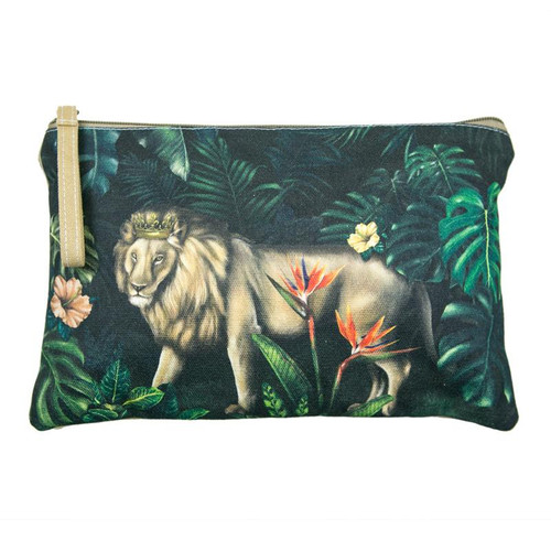 Clutch Purse Jungle Kingdom