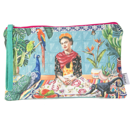 Clutch Purse Frida's Paradise