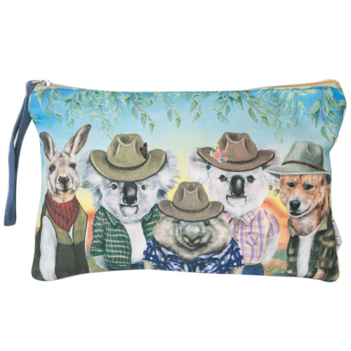 Clutch Purse Sunny Outback