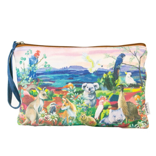 Clutch Purse Nature Dwellings