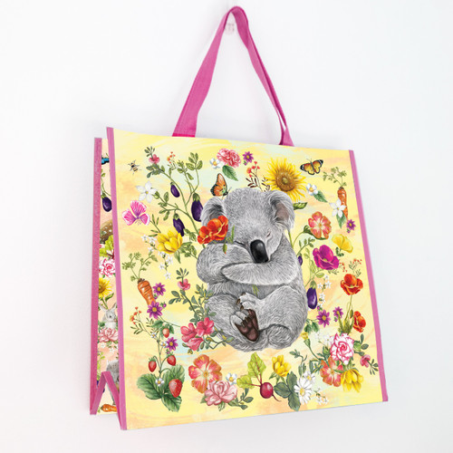 Market Bag Secret Garden Koala