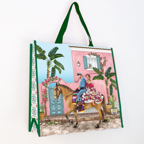 Market Bag Frida's Paradise Vol.2