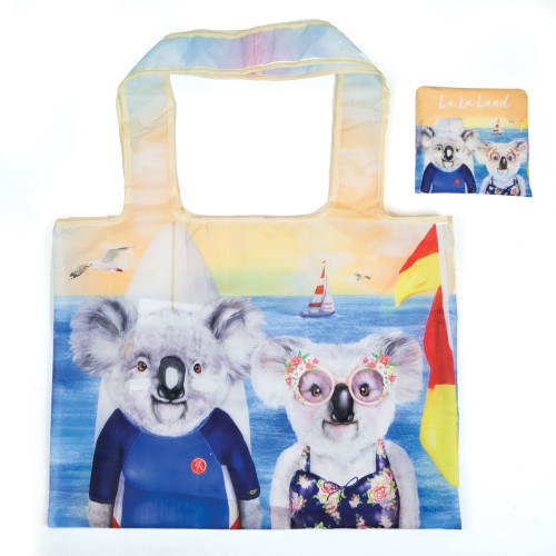 Foldable Shopper Bag Sunshine Lovers