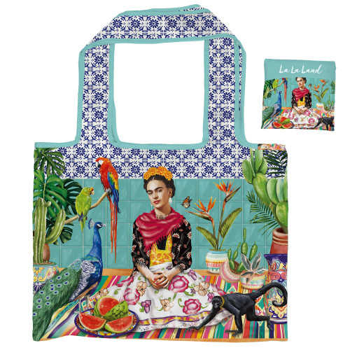 Foldable Shopper Bag Frida's Paradise